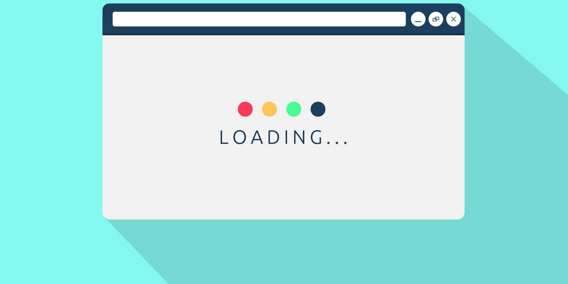 hastighedsoptimering af hjemmeside